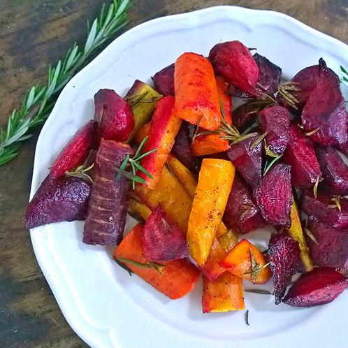 Seasonal Side Vegetables
