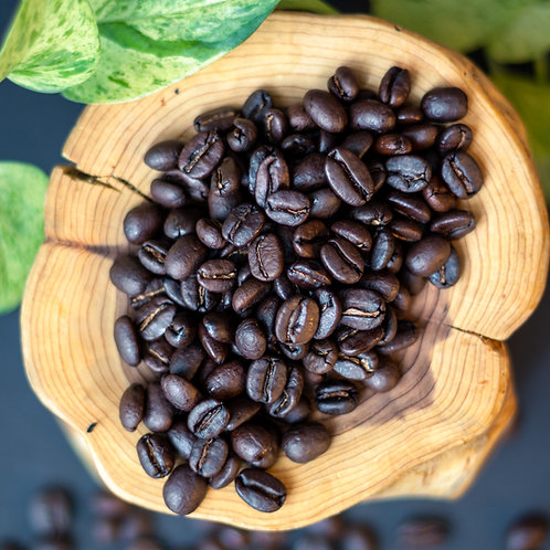 House-Roasted FTO Coffee Beans (227g)