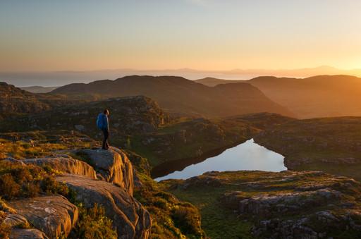 Summer Solstice in the Rhinogydd - Snowdonia