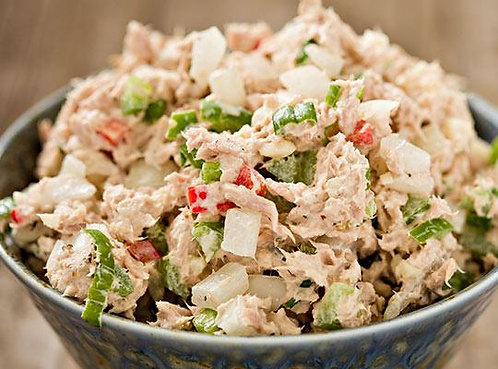 Gourmet White Tuna Salad