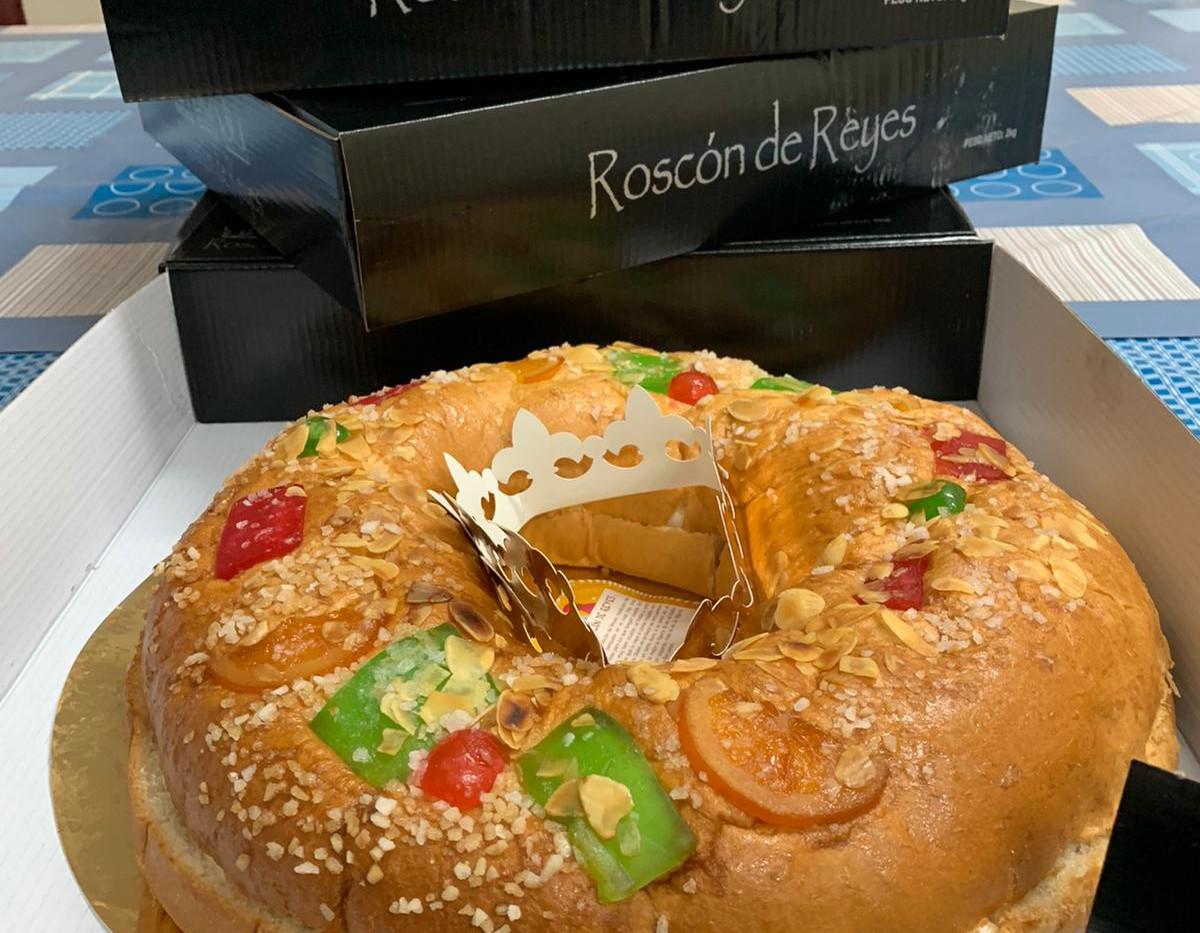 Roscón de nata Costco 2Kgr