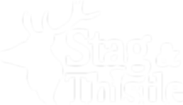 Stag & Thistle Logo white.png