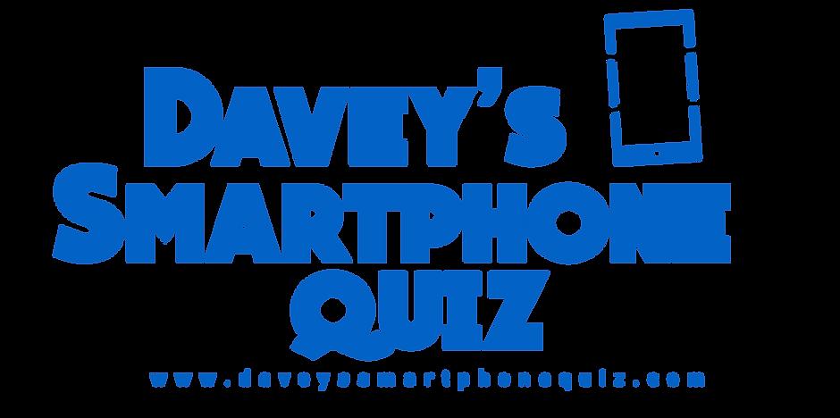 Daveys smartphone quiz