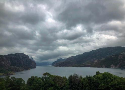 West coast Norway