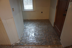 back entry tile floor