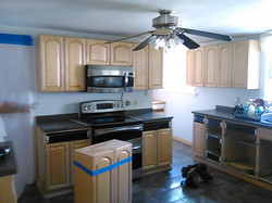 kitchen remodel before..