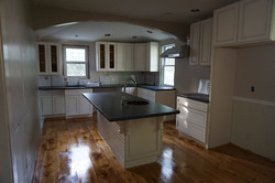 new kitchen island with sink