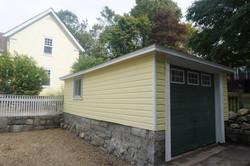 12' x 18' garage or workshop space