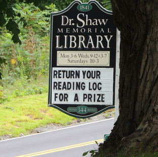 Dr. Shaw Memorial Library