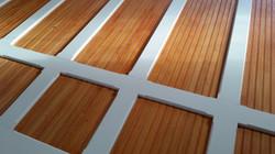 Frame and panel door