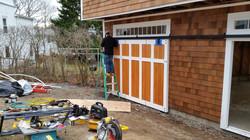 custom barn style door