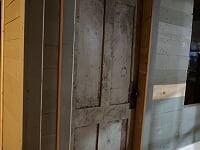 Original door from house