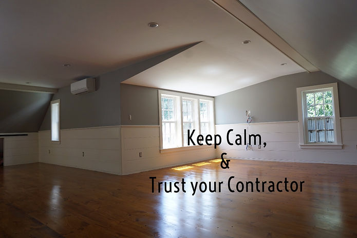 Whole home renovations and additins add great value to your home
