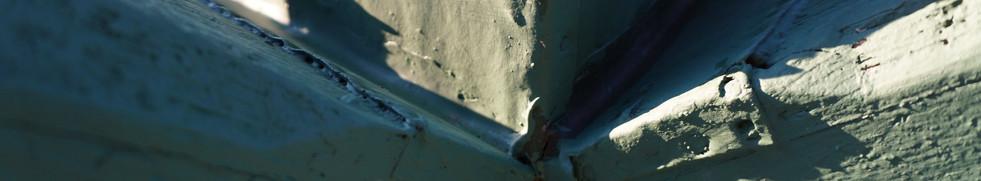 bell tower windbrce base flashing painte