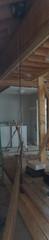 lam beam kitchen reno