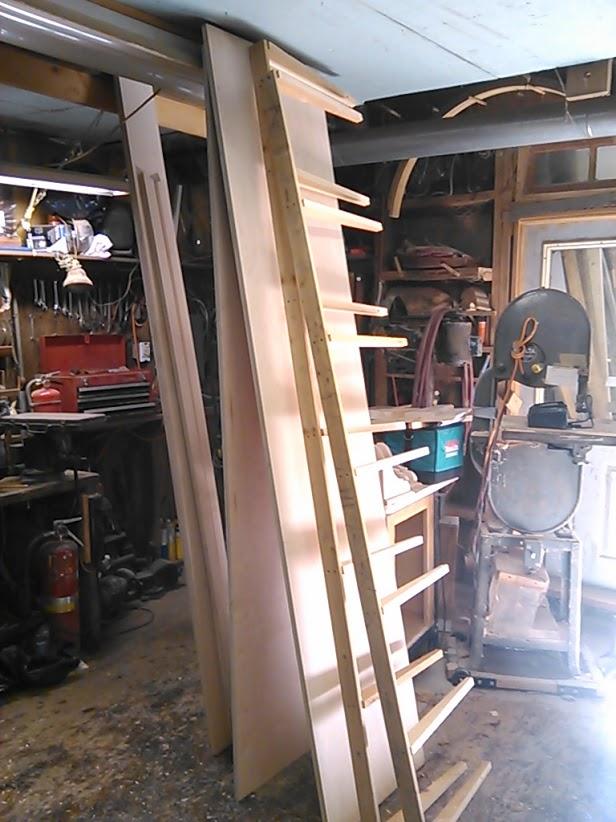 Custom mill work for kitchen