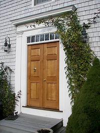 Custom Millwork by BJL Built of Jay, Maine