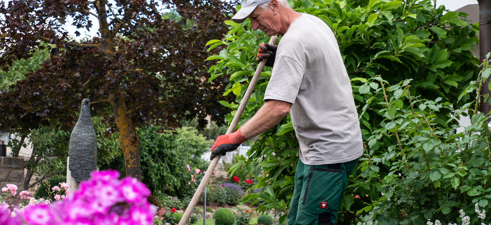 Gartenpflege, Häußlein,