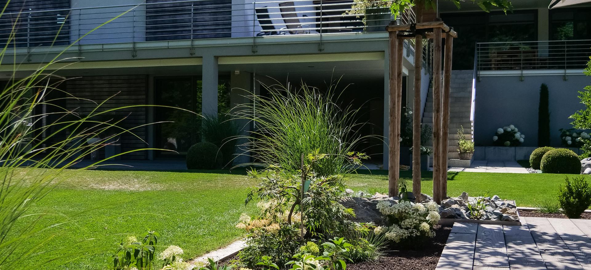 Gartengestaltung, Terasse, Gartenplanung