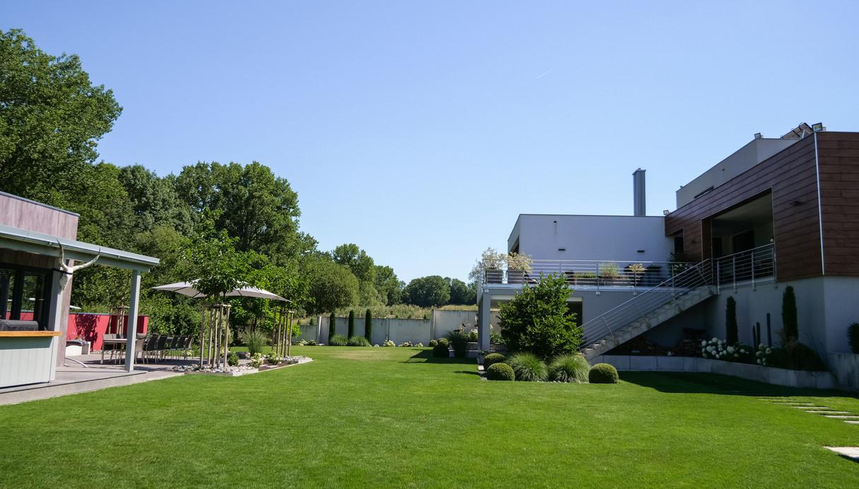 Gartengestaltung, Gartenplanung, Häußlein