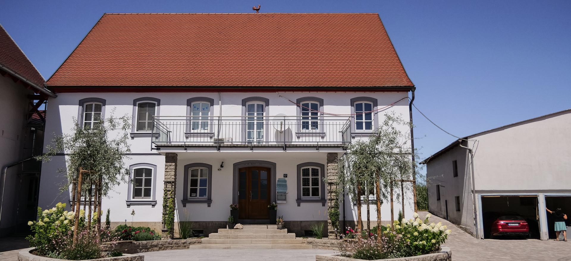 Hof, Gartengestaltung, Pflaster, Häußlein GmbH