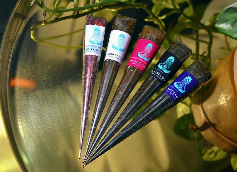 Goddess Henna - Variety Kit