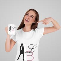 Ladyboss Mug and Shirt