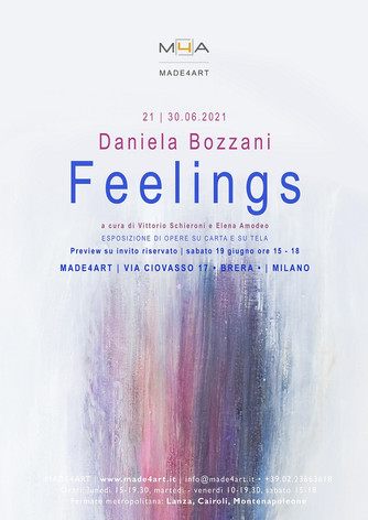 Daniela Bozzani. Feelings