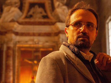 Senza comunità l'arte muore - Intervista a Luca Nannipieri