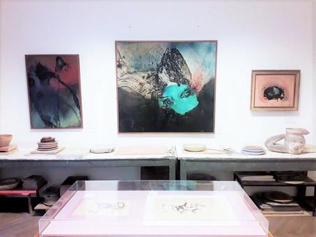 Gianni Dova alla Casa-Museo Boschi Di Stefano