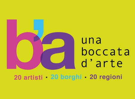 Una boccata d'arte: 20 installazioni in tutta Italia