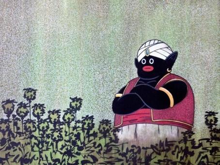 Arte contro il razzismo: Mark Steven Greenfield