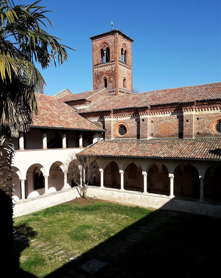 Abbazia di Mirasole, luogo di pace e armonia