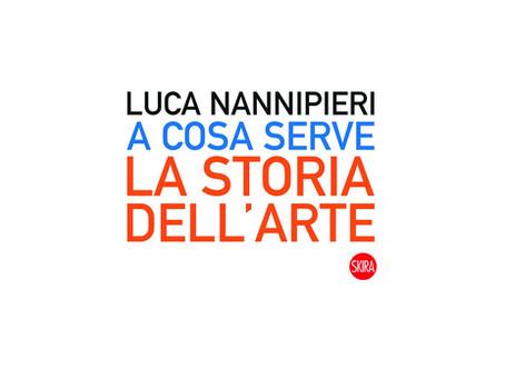 """Nannipieri: """"A cosa serve la storia dell'arte"""""""