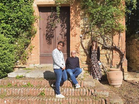 Dall'Orcia al Brunello: intervista a Donatella Cinelli Colombini