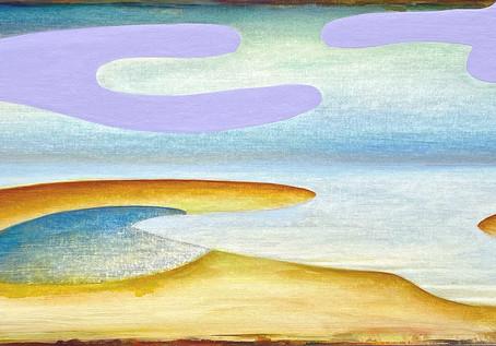 Cynthia Penna presenta l'artista californiano Ned Evans