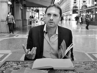 """Vittorio Schieroni presenta il proprio libro """"La Torre d'Avorio"""" alla Libreria Bocca"""