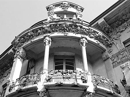 Villa Bernasconi, capolavoro Liberty sul Lago di Como