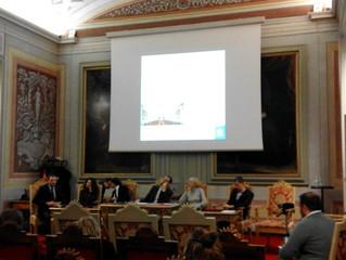 """Vittorio Schieroni all'incontro """"Dialogo sulle professionalità dell'arte"""" all'Università di Pavia"""