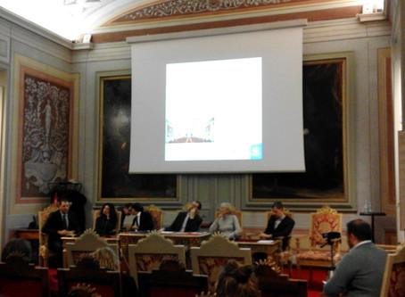 """Vittorio Schieroni all'incontro """"Dialogo sulle professionalità dell'arte"""""""