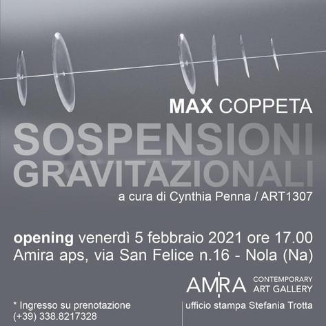 Max Coppeta a Nola