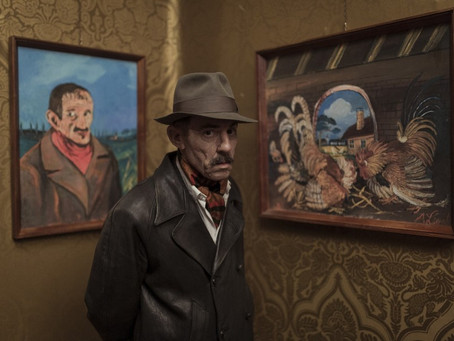 In uscita un film sulla vita del pittore Antonio Ligabue