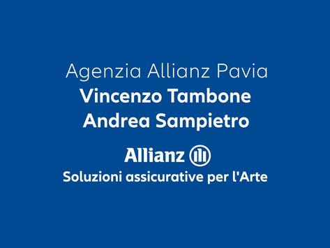 Agenzia Allianz Pavia Vincenzo Tambone - Andrea Sampietro
