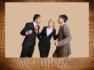 Tricky Business- Navigate Conflict with a Team Member