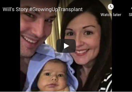 #GrowingUpTransplant: Will's Story