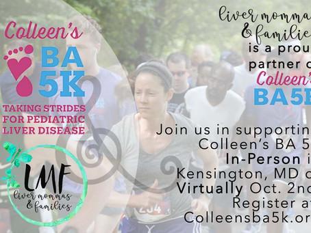 Colleen's BA 5K