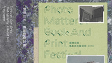 Photo Matters – Book and Print Festival 2016