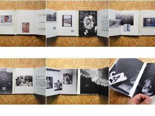 写真家 藤井ヨシカツ トークショー 〜手製本という表現について〜 12/26[sun.] 17:00 - 19:00(参加無料)