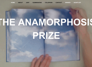 RED STRING has received the special jury mention by John Phelan in The Anamorphosis Prize.
