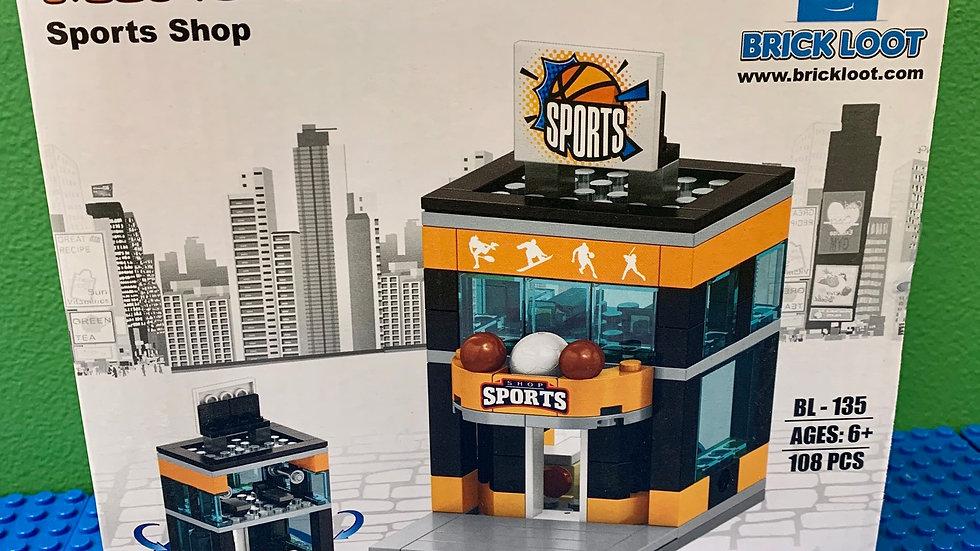 Mini City- Sports Shop